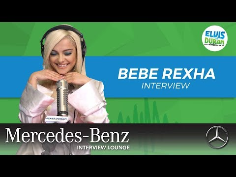 Bebe Rexha on New Album 'Expectations', and Staying Real   Elvis Duran Show