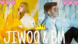 BM & JIWOO / BWOO ♥ [K.A.R.D]