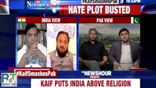 Indian Muslims slam Pakistan