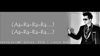 Kya Tujhe Ab Ye Dil Bataye Full Song Falak Shabir Sanam Re 2016 With Lyrics