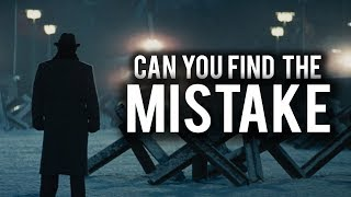 CAN YOU FIND THE MISTAKE HERE? (Powerful)