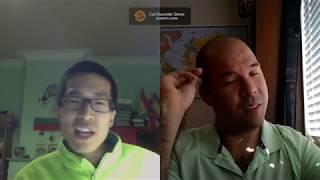 Polyglot conversation (English, Farsi, Turkish, Spanish, French)