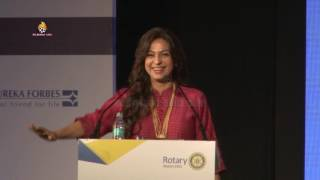 Juhi Chawla Will Speak About The Harmful Effects Of Plastic