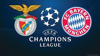 FIFA 18 BENFICA VS BAYERN MUNICH CHAMPIONS LEAGUE
