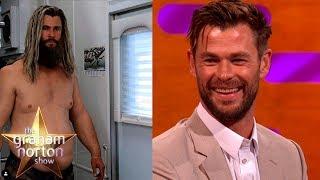 Chris Hemsworth Got Lots Of Cuddles As 'Fat Thor' | The Graham Norton Show