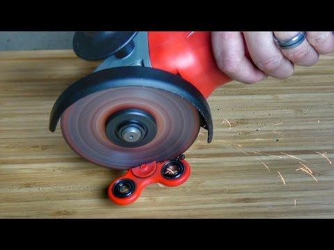 What s inside a Fidget Spinner