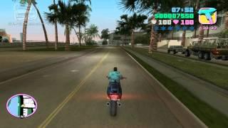 GTA Vice City - Walkthrough - Mission #14 - Sir, Yes Sir! - Alternative Method (HD)