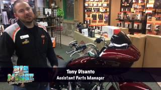 2017 Harley-Davidson Road Glide Special with a Vengeance Performance Package