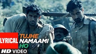 Happy Independence Day : Tujhe Namaami Ho Lyrical Video   Raag Desh   T-Series