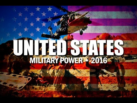watch ✪ UNITED STATES MILITARY POWER │2016│ ✪