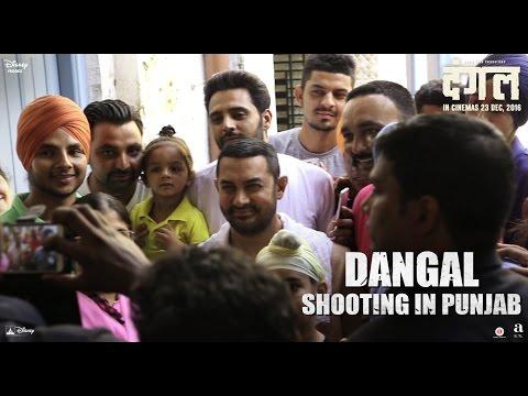 Dangal   Shooting in Punjab - Behind The Scenes   In cinemas now