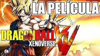 Dragon Ball Xenoverse LA PELICULA (Español)