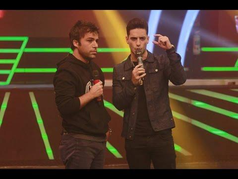 COMBATE 19/08/2014 Maluma En Combate y Su Tema Musical