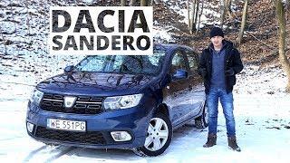 Dacia Sandero 1.0 SCe 73 KM (MT) - test AutoCentrum.pl #378