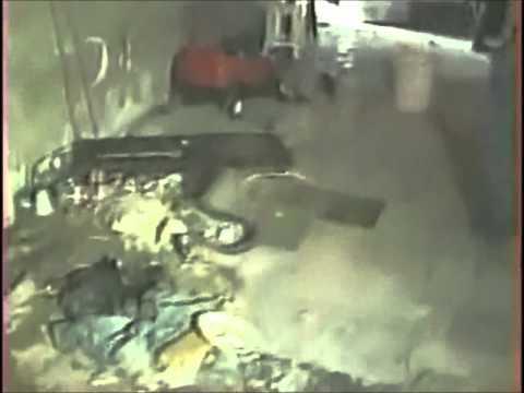 Video del interior de la carcel de La Planta desocupado a la fuerza El Paraiso Caracas