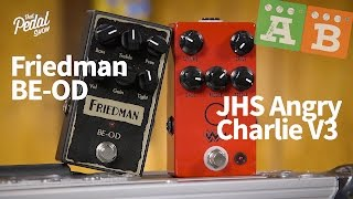 TPS AB Comparisons – Friedman BE-OD & JHS Angry Charlie v3