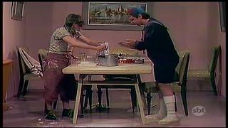 Chaves - Com Quantos Ovos Se Faz Um Bolo (Semelhante) 1974