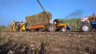 Mahindra NoVo Vs New Holland Vs HMT tractor Demo