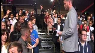 Tommy Robinson vs Saira Khan & Akala