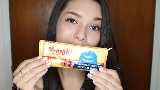 ASMR - Tasting Swedish Snacks ⏐ Unboxing & Eating Sounds