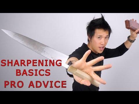 Xxx Mp4 Top 5 Sharpening Basics How To Sharpen Knife On Whetstones 3gp Sex