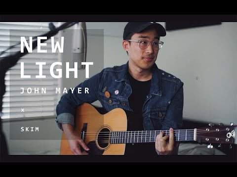 New Light - John Mayer x SHAWN SKIM (Live Acoustic Cover)