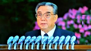Kim Il Sung the Great Leader of the Working Class