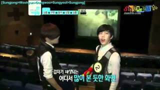 Infinite Dongwoo's Silliness