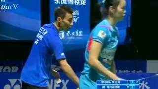 LEE Chong Wei - LI Xuerui vs CHEN Long - TAI Tzu Ying