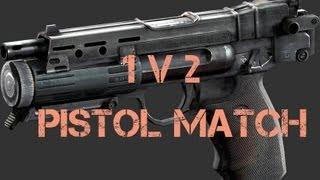 Killzone 2: Babo plays 1 v 2 pistol match [StA-18] @Tharsis Depot