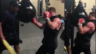 (OMG!!) CANELO GOES OFF WITH A SAVAGE 11 UPPERCUT COMBO FOR GOLOVKIN!! STRAIGHT MONSTER