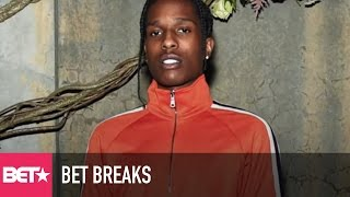 A$AP Rocky Robbed For $1M - BET Breaks
