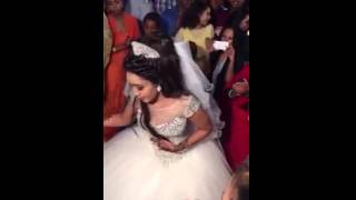 رقص عروسه سودانيه عسل