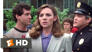 Police Academy (1984) - Let's See The Thighs Scene (2/9)   Movieclips