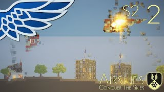 AIRSHIPS | Imperial Boarding Part 2 - Airships Conquer The Skies S2 Let