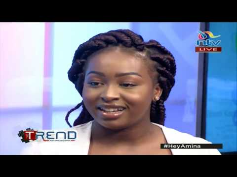 Xxx Mp4 TheTrend 17 Year Old Kenyan Sarah Ikumu On How She Made It To Britain S Got Talent 3gp Sex