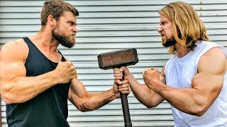 New THOR vs Old THOR