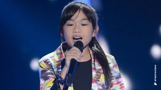 Abigail Sings Empire State Of Mind | The Voice Australia 2014