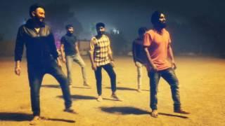 Bhangra Dance on Taare Taare Taare by Rajbir Zaildar