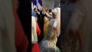شاهد اجمل رقص  عروسه بالعالم
