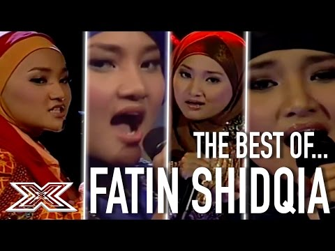 X Factor Indonesia's Fatin Shidqia Most Viewed Performances! | X Factor Global