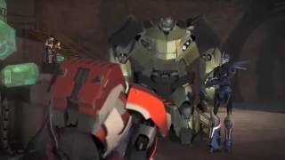 Transformers Prime - Episódio 6 - Parte 3 - Dublado