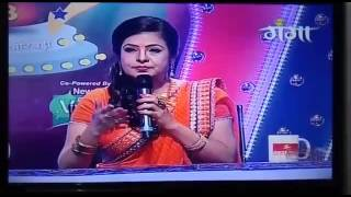 Bhojuri show  HINDUSTAN KA BIG STAR SEASON 8  KHUSHBOO PANCHAL bollywood style