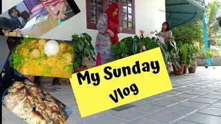 My Sunday Vlog/Kuska biriyani/Vermicelli Upma/Grill chicken-Taste Tours by Shabna hasker