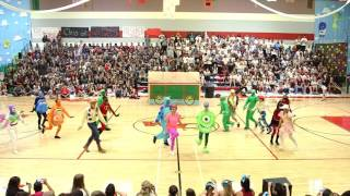 """Pixar""  Homecoming Assembly"