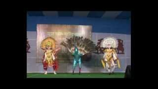 CHHO DANCE, Performed by Chinibas Mahato & Group, Purulia,WB.