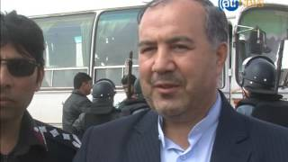 انتقال زندانیان افغان از ایران به هرات