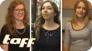 HOTTEST GIRL AROUND: Wer ist die schönste Studentin der Uni Mannheim? | taff | ProSieben