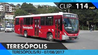 CLIP DE ÔNIBUS Nº114 - HD