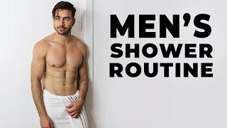 MY SHOWER ROUTINE | Men